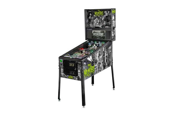 THE MUNSTERS PREMIUM EDITION  sofel jeux